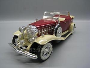 Alloy Car Model Toys, Cadillac 1932 Classic Vintage Car, Retro Wecker, Nostalgic Arts, Fiesta Kid 'Birthday' Gift, Coleccionismo, Decoración del hogar