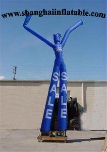 Sky dancer inflables hombre aire bailarín, aire bailarín, inflable publicidad tubo de aire hombre
