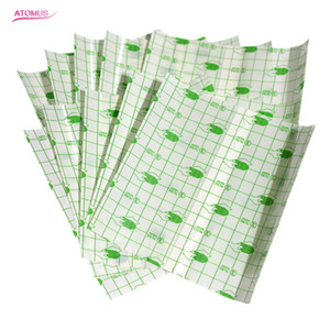 10PCS Disposable Tattoo Recovery Skin Care Sticker Portable Aftercare Tattoo Repair Patch Film Membrane for Tattoo Permanent Makeup Tool