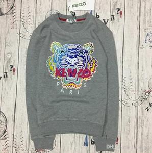 Y-3 Alta calidad bordado Tiger head hombres mujeres Hoodie Hip Hop Jogging Pullover Sport moda streetwear Harajuku Hoodies