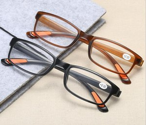 Women Men Reading Glasses Toughness TR90 Material