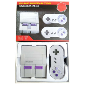 2018 Super SFC Mini Game Console pode armazenar jogo 660 Barato Hot vender TV Video Game Handheld com pacote