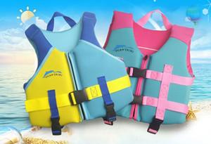 Kids Life Jacket 아동용 에어 재킷 수영복 Drifting Floatation 자켓 어떤 색상, 크기 혼합 가능