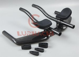 LURHACHI ZTTHB02 T800 Carbon Lenker 400/420 / 440mm Zeitfahr Triathlon Fahrrad Lenker TT Fahrrad Lenker