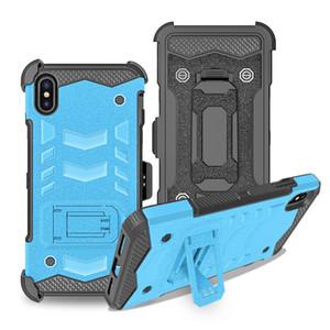 """Чехол для IPHONEXs X 5.8"""" XR 6.1 """"XS Max 6.5"""" дешевая цена кобура Bossy Combo Case аксессуары для мобильных телефонов"""