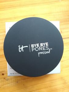 2018 nova maquiagem Pó compacto poros pressionado Poreless Finish Airbrush Pó melhores 1pcs qualidade Pó Facial frete grátis