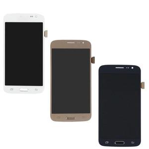 Samsung galaxy j2 2016 için lcd ekran j210 j210f ile dokunmatik ekran digitizer meclisi ücretsiz dhl
