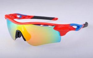 Sıcak Satış 5 adet lens Güneş Gözlüğü UV Koruma Açık Gözlük Golf / Beyzbol Polarize Lens Ücretsiz Kargo