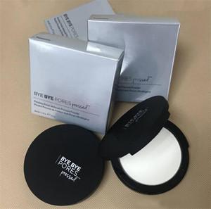 Haute qualité beauté Bye Bye maquillage double-face visage poudre naturelle longue durée pressée poudre poudre libre DHL expédition rapide