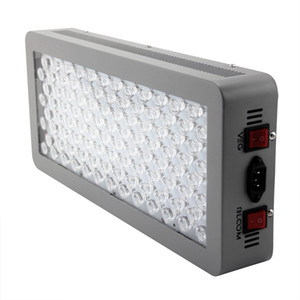P300 LED Grow Light 12band full spectrum 300W for Indoor Plants Veg and Bloom control with Optical Glass Lens