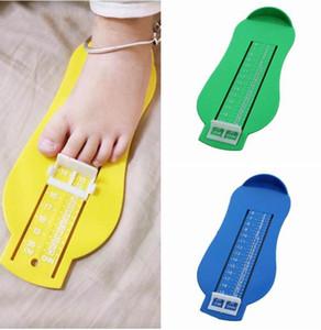 Pé do bebê Régua Crianças Comprimento Do Pé Medidor Dispositivo de Medição Calculadora Sapato Criança Criança Infantil Sapatos Acessórios Calibre Ferramenta