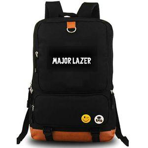 Мощный рюкзак майор Lazer холодной воды рюкзак топ DJ школьный случайный рюкзак спортивная школа сумка Открытый день пакет