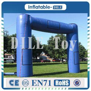 arco inflable del envío con el logotipo personalizado de publicidad inflable arco libre del soplador arco inflable para la venta