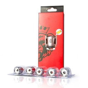 Authentic TFV8 Baby New Beast Coil Head V8 Baby Q4 Mesh Strip T12 Light T12 0.15ohm Coils For TFV12 Baby Prince Tank