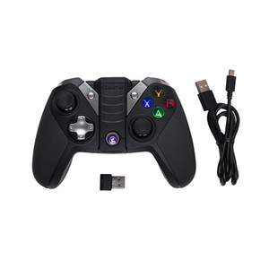 GameSir G4s Bluetooth Геймпад для Android TV BOX Смартфон Планшет 2,4 ГГц Беспроводной контроллер для ПК VR Игры