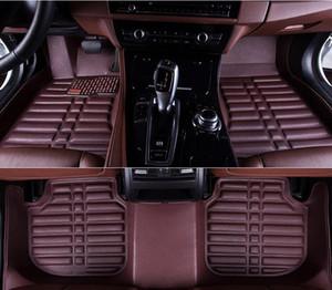 Car Floor Mats Front & Rear Liner Waterproof Auto Mat For Mazda 3 M3 2009-2018