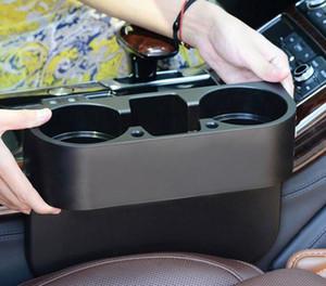 Porte-gobelet universel Auto Car Truck Alimentation en eau Boisson Bouteille 2 Stand Téléphone Gants Boîte Nouvelle Voiture Intérieur Organisateur Car Styling