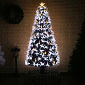 Елки, праздничных вечеринок Арбол де Навидад Натале Альберо kerstboom 120/150/180/210см звезды Сид свет Рождественская елка