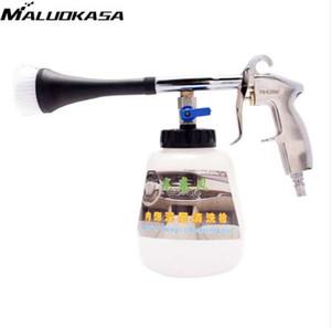 MALUOKASA Professionelle Tornado Gun Auto Reinigungswerkzeug Oberfläche Innen Außen Waschen Auto Staubsauger aspiradora mano