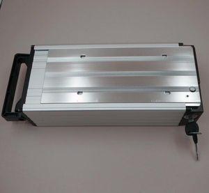 Ucuz fiyat lityum-iyon ebike pil için 48 v 20ah pil paketi 500 w / 750 w / 1000 w elektrikli bisiklet 30A BMS + 54.6 v 2A şarj