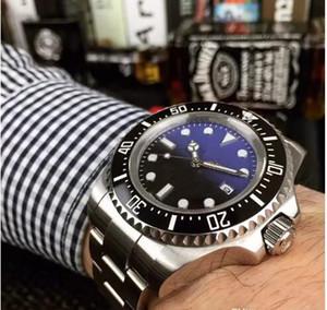 Bisel de cerámica del reloj automático de los hombres de lujo superior 44 mm Acero inoxidable de Stanless Deportes de alta calidad 116661 Reloj de pulsera del zafiro mecánico industrial de los hombres