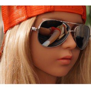 140cm Body Real Dolls réalistes Homme Sexy Silicone Sex Lifeelike Love pour l'amour Japonais Japonais Doll Adulte Poupées Full Dolls RNTPK