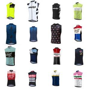 Morvelo team Велоспорт Джерси без рукавов Жилет человек 2018 новый Велосипед на открытом воздухе высокого качества Горный Велосипед Спортивная одежда ropa ciclismo C2219