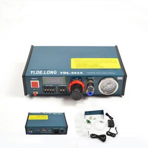 YDL-983A الرقمية السيارات الغراء موزع اللحيم لصق تحكم السائل بالقطارة 220 فولت نظام الاستغناء تحكم YDL 983A