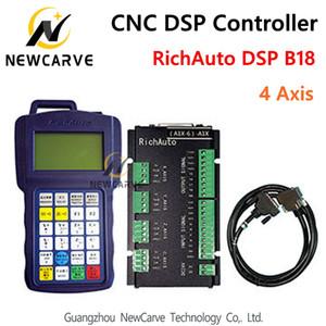 RichAuto DSP B18 4 axes contrôleur CNC B18S B18E liaison USB Système Motion Control pour Cnc Router Remplacer A18