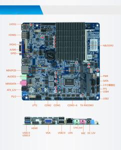 Материнская плата ПК сердечника квада J1900 ультра Миниая интегрировала графики DDR3