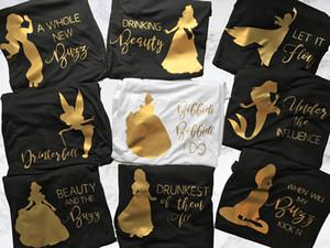 personalized bride princess Bridesmaid wedding tank tops singlets Bachelorette tanks t shirts gift bridal party favors