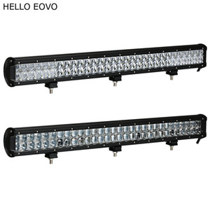 HELLO EOVO 4D 5D 28 Inch LED Light Bar for Work Indicators Driving Offroad Boat Car Tractor Truck 4x4 SUV ATV 12V 24v