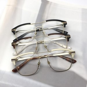 무료 배송 - 키가 큰 남성과 여성의 금속 더블 빔 크기 : 새로운 스타일의 근시 안경 0241O 54-17-145