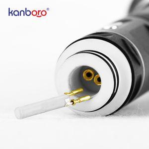 Сменный 4 мм Керамический Нагревательный стержень 0,2-0,3 Ом для Kanboro Ecube Dab Rig Полный комплект Восковой концентрат Vaping