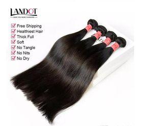SS Hair Brazilian Body Wave Bundles 100% Human Hair 10-28inch 3 4 Bundles Non Remy Hair Brazilian Weaving Bundles