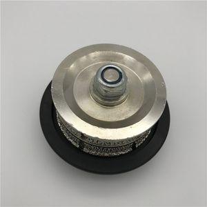 Rodízio de diamante Bit T20 Vacuum Brazed Mão Profiler Granito Perfil Roda Mármore Calcário Rebolo Rosca M14 ou 5 / 8-11