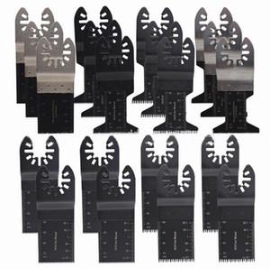 20 adet / takım 34 * 90mm Yüksek Karbon Çelik Metal Ahşap Salınan Çok aracı Hızlı Yayın Testere Bıçağı Kesme Makinesi Aksesuar Aracı