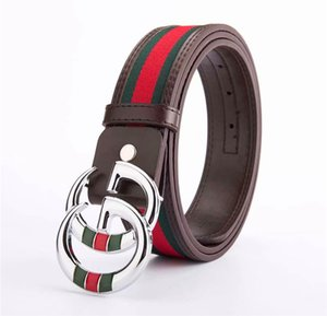 2018 classic belt lady's belt young men's canvas simple joker decoration Korean version trend personality belt
