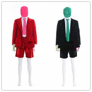 Menino de escola Angus Young School Boy Traje Fancy Dress Outfit