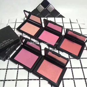 HOT 5 cores Fundação de maquiagem Blush Bronzer Paleta Highlighter coutour Paletas de maquillage DESEJO profundo orgasmo ThROA ANGELIKA SEX APPEAL