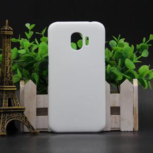 BRICOLAGE 3D blanc sublimation couverture de cas zone complète imprimée pour Samsung Galaxy A3 A5 A7 2017 A5 A7 A8 2018 J2 PRO 2018 s9 s9 plus 300 PC