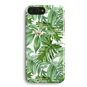 Original Foliage Green Plant Leaves Pattern TPU Phone Case For Apple Iphone 6