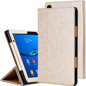 실크 패턴 Huawei MediaPad M5 Lite 10 BAH2-L09 BAH2-W19 BAH2-AL09 10 인치 타블렛 스타일러스 펜에 대 한 PU 가죽 케이스 플립 북 커버