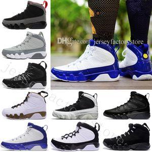 2018 pas cher New 9S 9 IX Chaussures de basket pour les hommes de la mode de haute qualité Chaussures de sport Entraîneur d'athlétisme Outdoor Boots femmes Chaussures taille EUR 40-47