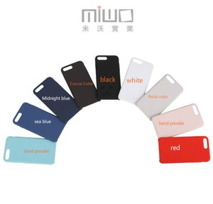 Full package of four sides Solid color liquid silicone mobile phone shell for iPhone6 6s,6 6s plus,7 8,7 8 plus,iphoneX,Xs Max,Xr,XS