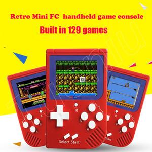 CoolBaby RS-6 Portable Mini Console de jeu portable rétro 8 bits LCD couleur joueur de jeu pour FC jeu