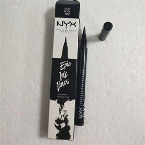 Dropshipping NYX Epic Ink Liner nyx Черный карандаш для глаз Подводка для макияжа с жидкостью Черный цвет Подводка для глаз водостойкая Косметика Долговечная