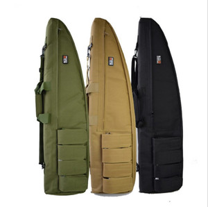 1.2 M 1 M Desconto Especial ao ar livre saco de pesca caça rifle tático arma saco airsoft caso tático CS wargame mochila coldres