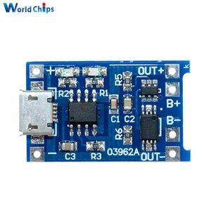 Carte de module de lithium de 5PCS USB 5V 1A 18650 TP4056 avec la protection automatique