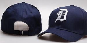 2018 spor Detroit şapka beyzbol Kap D Logo Nakış thounds stilleri çıkış snapback yapış geri Ayarlanabilir Snapbacks Spor Şapka Bırak Gemi